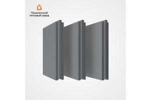 Плиты гипсовые полнотелые с шунгитом 667x500x100 мм