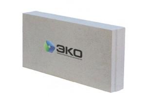 Силикатная пазогребневая перегородочная плита 498x70x250 мм