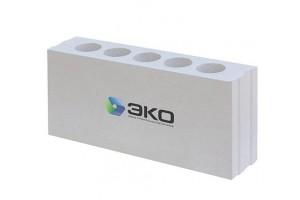 Силикатная пазогребневая перегородочная плита 498x115x250 мм