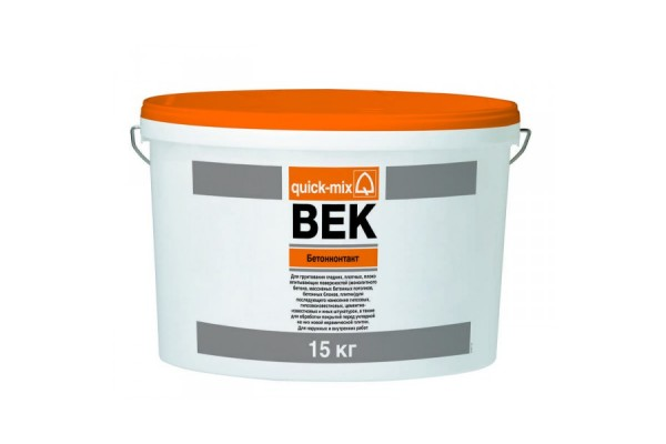 Бетонконтакт BEK Quick-mix