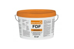 Эластичная гидроизоляция FDF Quick-mix
