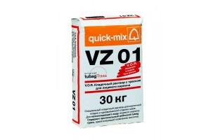 Кладочный раствор для лицевого кирпича VZ 01 V.O.R. Quick-mix