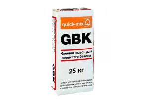 Клеевая смесь для ячеистого бетона GBK Quick-mix