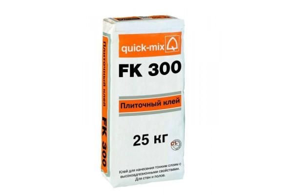 Плиточный клей, стандартный FK 300 Quick-mix