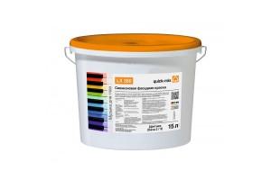 Силиконовая фасадная краска LX 350 Quick-mix