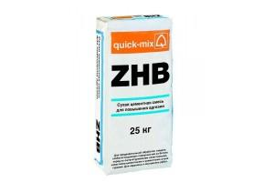 Сухая цементная смесь для повышения адгезии ZHB Quick-mix
