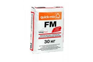 Цветная смесь для заполнения швов между кирпичами FM Quick-mix