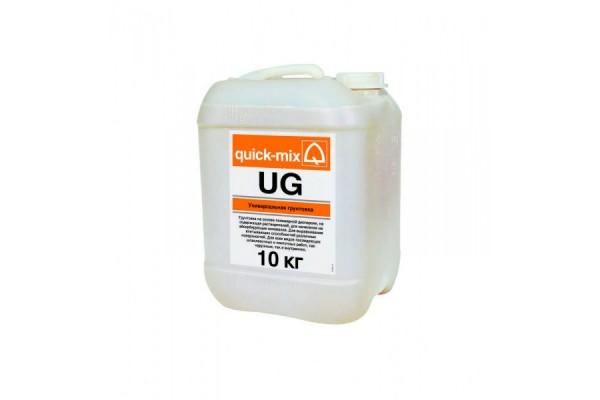 Универсальная грунтовка UG Quick-mix