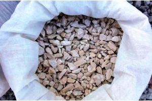 Щебень гравийный 5-20 мм в мешках Русеан, 40 кг