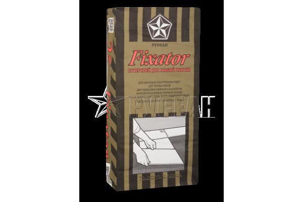 Клей для плитки Fixator Русеан