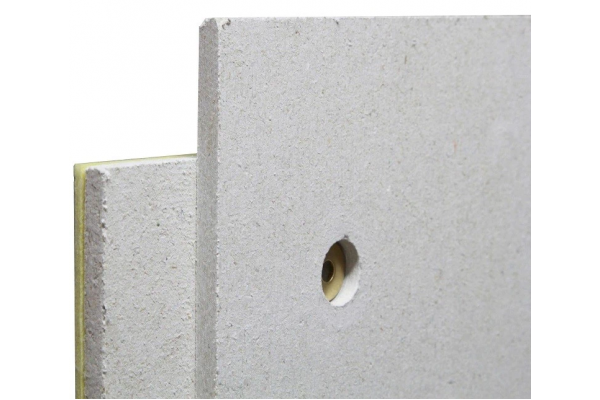 Гипсовая пазогребневая плита Саундлайн, полнотелая, звукоизоляционная, 23 мм