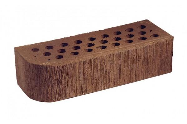 Облицовочный кирпич TERCA TERRA шероховатый FAT-M 0,7НФ коричневый