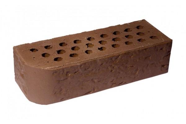 Облицовочный кирпич TERCA TERRA риф FAT-M 0,7НФ коричневый
