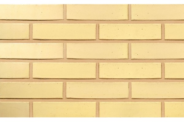 Облицовочный кирпич TERCA SAFARI гладкий VTT 1НФ желтый