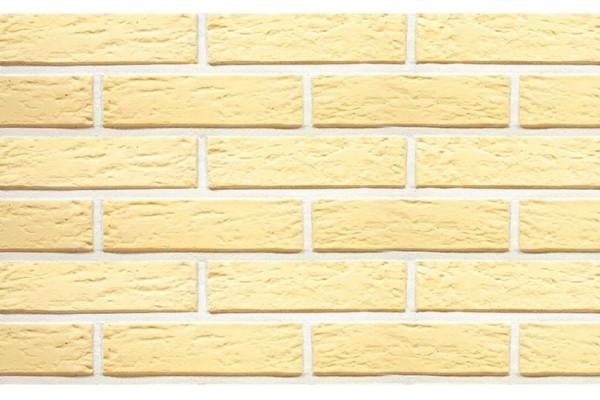 Облицовочный кирпич TERCA SAFARI риф FAT 0,7НФ желтый