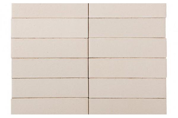 Облицовочный кирпич TERCA TITAN гладкий FAT 0,7НФ серый
