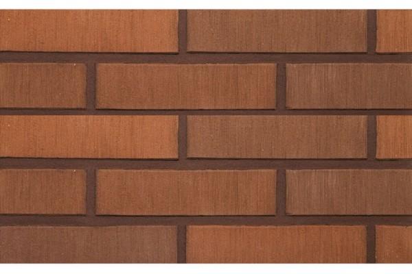 Облицовочный кирпич TERCA TERRAKOTA шероховатый FAT 0,7НФ коричневый