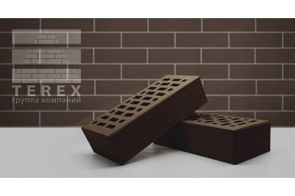 Облицовочный кирпич Terex какао кантри 1НФ