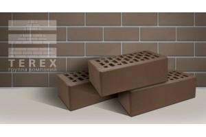 кирпич Terex мокко гладкий 1,4НФ