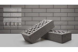кирпич Terex серый кантри 1НФ