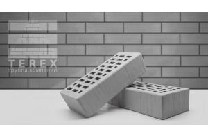 кирпич Terex серый шале 1НФ