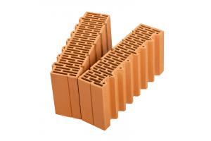 Керамический блок Рorotherm 51 1/2 доборный