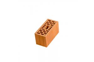 Керамический блок 2,1НФ Рorotherm поризованный